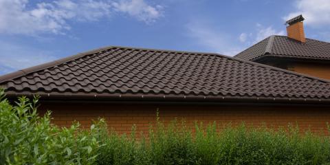 How to Choose Between Asphalt & Metal Roofing, ,