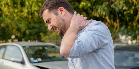 Common Questions About Whiplash Neck Injuries, Cincinnati, Ohio
