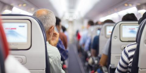 Do's & Don'ts for Avoiding Neck Pain on Long Flights, East Hartford, Connecticut