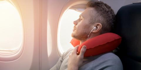 Do's & Don'ts for Avoiding Neck Pain on Long Flights, Elyria, Ohio