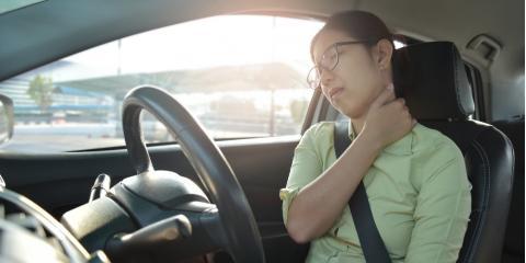 How Driving Contributes to Back & Neck Pain, Kearney, Nebraska