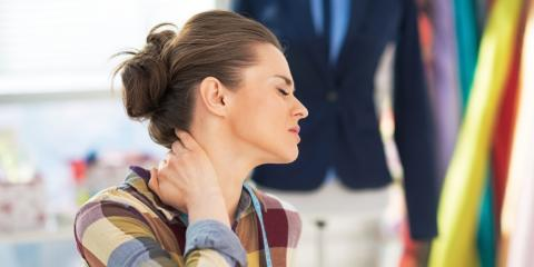 4 Signs You Should Seek Help for Neck Pain Treatment, Union, Ohio