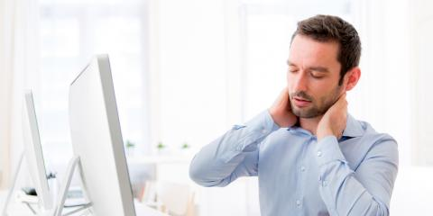 3 Serious Signs You Should See a Chiropractor for Neck Pain Treatment, Union, Ohio