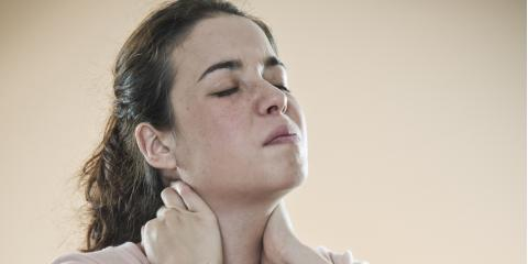 Neck Pain Treatments From Lincoln's Leading Chiropractic Care Source  , Lincoln, Nebraska