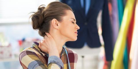 3 Gentle Yet Powerful Neck Pain Treatments , Union, Ohio