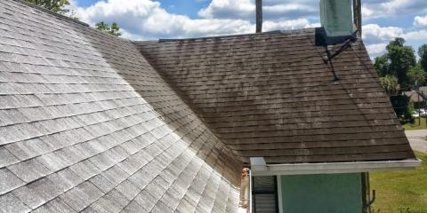 Check out our latest roof cleaning pics!, Deltona, Florida