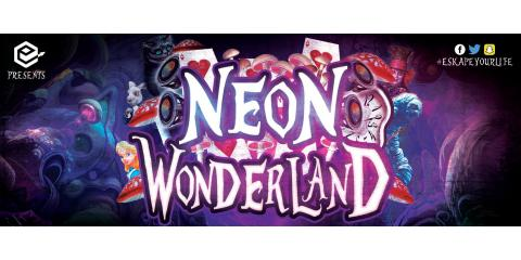 Less than two weeks until Neon Wonderland!, Rochester, New York