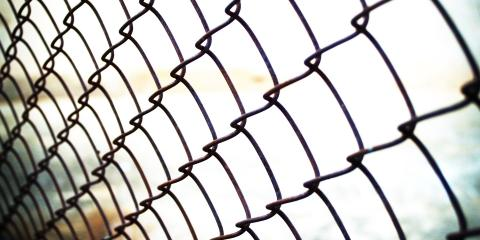 How to Paint a Chain-Link Fence, Rock Creek, Georgia