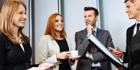 5 Ways Networking Opportunities Help You Improve & Grow Your Business, Huntington, New York
