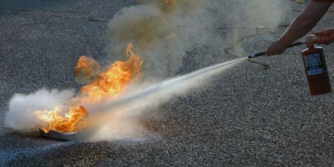 3 Ways to Effectively Use a Fire Extinguisher, North Las Vegas, Nevada