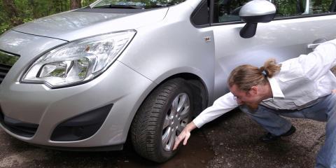 How Potholes Can Damage Vehicles, New Athens, Illinois