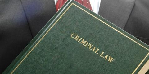 What Are the Components of a Criminal Law Defense?, New Braunfels, Texas