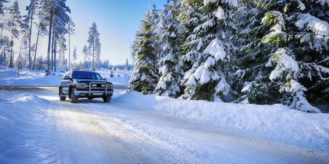 3 Winter Weather Driving Tips From State Farm Insurance, New Braunfels, Texas