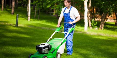 5 Essential Lawnmower Maintenance Tips, Arden Hills, Minnesota