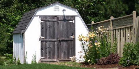 4 Ways to Maximize Storage Space in Your Gardening Shed, Arden Hills, Minnesota