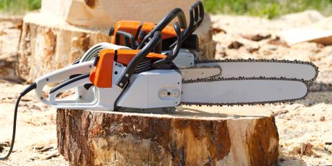 How to Care for Your Chainsaw, Arden Hills, Minnesota