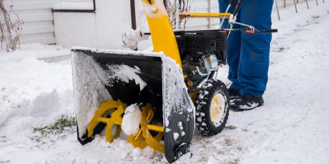 How to Maintain Your Snow Blower, Arden Hills, Minnesota