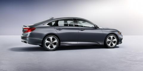 A Closer Look at the North American Car of the Year: the 2018 Honda® Accord, Florence, Kentucky