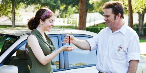 The Do's & Don'ts of Buying a Car for a Teen, Brighton, New York