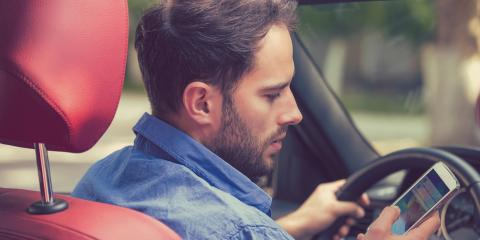 3 Common Causes of Distracted Driving Accidents, New City, New York