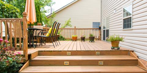 5 Ways to Enjoy Your New Deck This Summer, Deep River, Connecticut