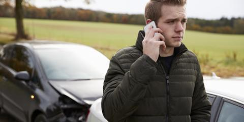 3 Essential Steps to Take After a Minor Car Crash, Weymouth Town, Massachusetts