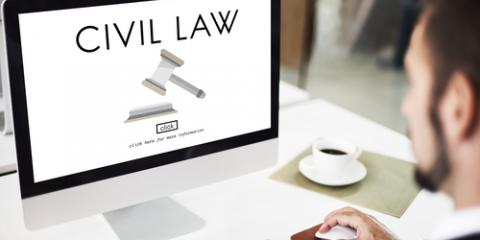 4 Civil Disputes That Require Counsel From an Attorney , New Haven, Connecticut