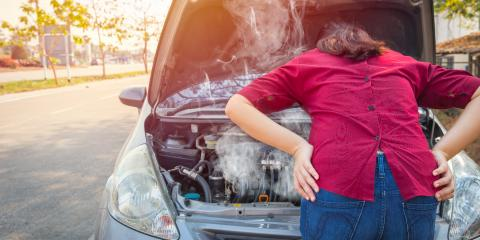 5 Reasons Car Engines Overheat, Branford Center, Connecticut