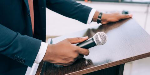 5 Public Speaking Tips for Delivering a Eulogy, East Haven, Connecticut