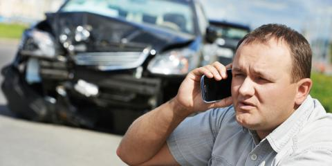 Auto Body Pros Share 5 Steps to Take After an Accident, New Haven, Connecticut