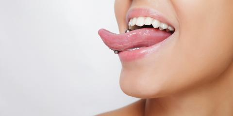 Dentist Explains the Impact of Oral Piercings on Health, New Britain, Connecticut