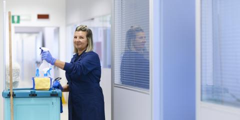 How Often Should You Schedule Office Cleaning?, New Haven, Connecticut