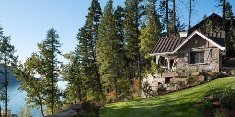 Building a Custom Home? Here's Why You Need a Survey, Whitefish, Montana
