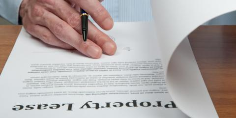 A Brief Guide to Home & Apartment Leases, Jersey City, New Jersey