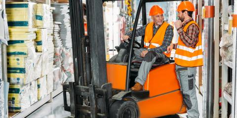 3 Ways to Improve Material Handling Efficiency, South Plainfield, New Jersey