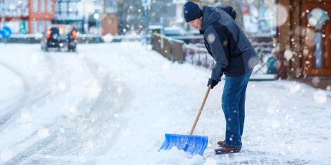 Tips For Preventing Wintertime Slips & Falls, Freehold, New Jersey