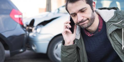 4 Steps to Take Immediately After an Auto Accident, New London, Connecticut