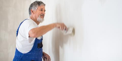 A Homeowner's Guide to Preparing Walls for Painting, New London, Connecticut