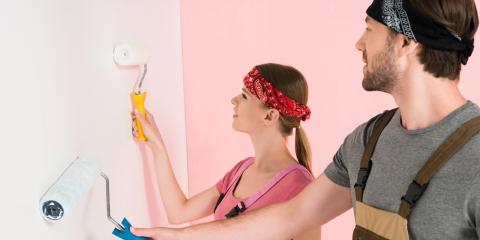 How to Paint Over Wallpaper, New London, Connecticut