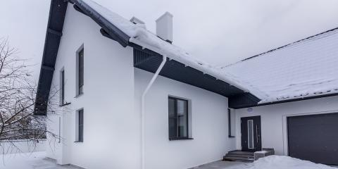 How Winter Impacts Your Residential Roofing, New Milford, Connecticut