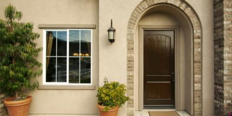 The Pros & Cons of Wooden Front Doors, New Milford, Connecticut