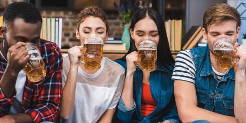 3 Mistakes to Avoid When Drinking Beer, New Milford, New Jersey