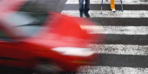 What Legal Options Do Pedestrians Have When Hit by a Car?, New Milford, Connecticut