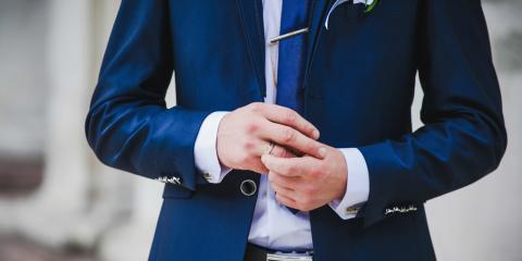 A Groom's Guide to Looking Great on His Wedding Day, Manhattan, New York