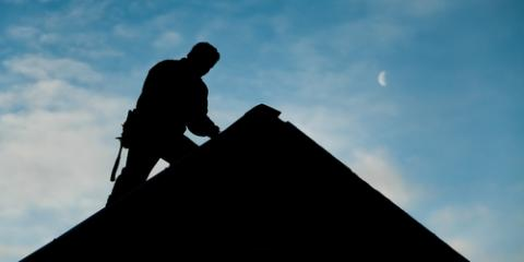 Roofing Contractor's Top 3 Signs Your Shingles Are Wearing Out, Wentzville, Missouri