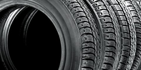 Auto Service Explains How to Tell If You Need New Tires, Colusa, California