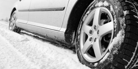 3 Reasons to Get Your Studded Tires in the Fall, Anchorage, Alaska