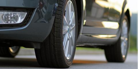 4 Things to Consider When Purchasing New Tires, Colusa, California