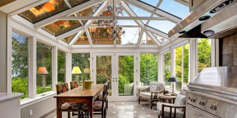 How to Pick the Right Windows for Your New Sunroom, Cincinnati, Ohio