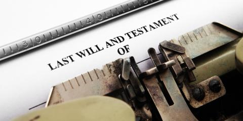 Understanding the Basics of Wills & Trusts, New Windsor, New York